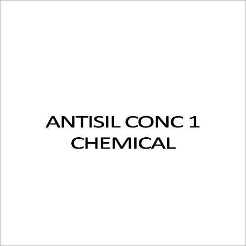 Antisil Conc 1 Chemical
