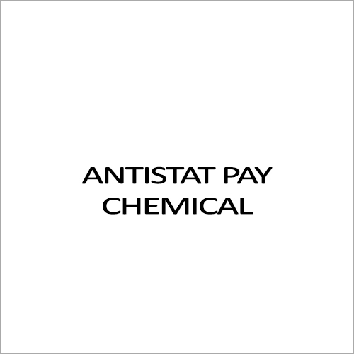 Antistat Pay Chemicals