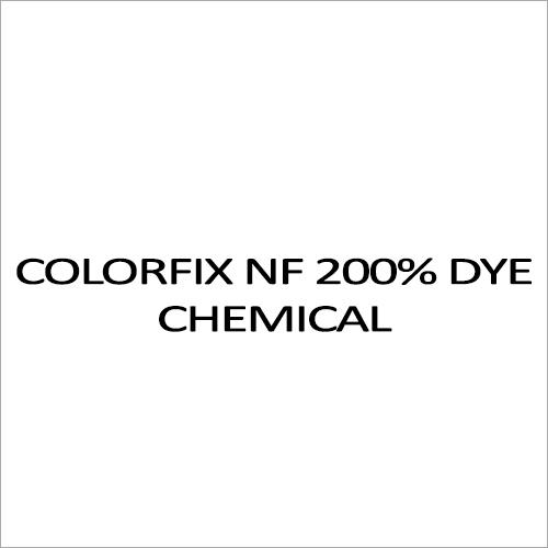 200 Percent Colorfix NF Dye Chemical