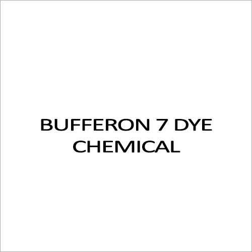 Bufferon 7 Dye Chemical