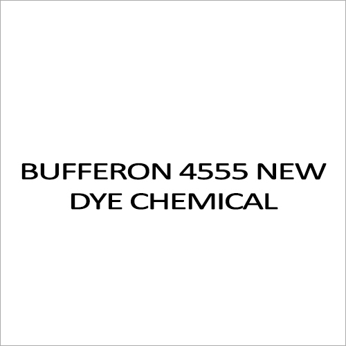 Bufferon 4555 New Dye Chemical