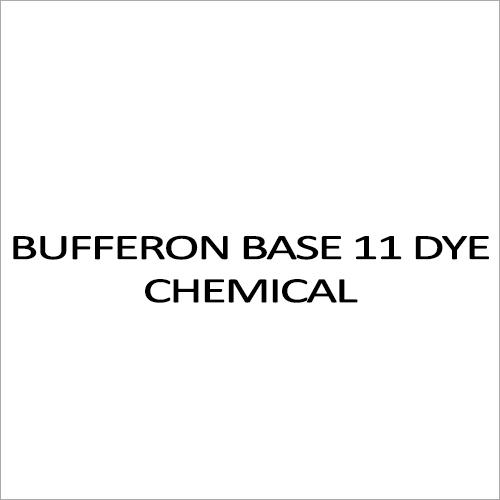 Bufferon Base 11 Dye Chemical