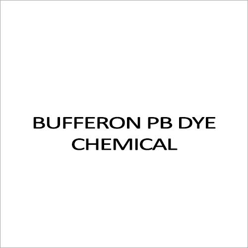 Bufferon PB Dye Chemical