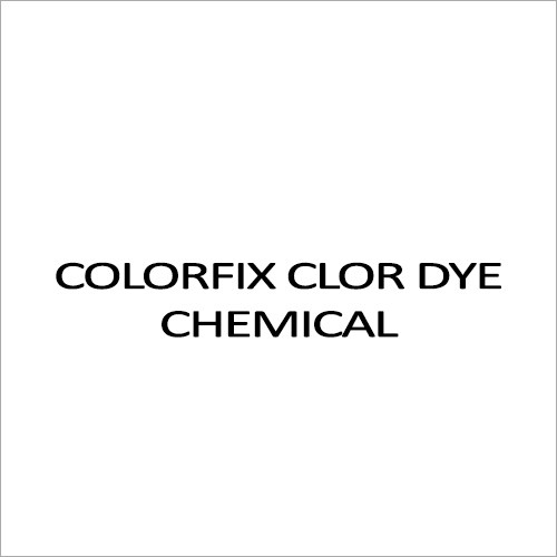 Dyeing Chemical