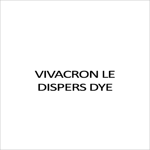 Dispers Dyes