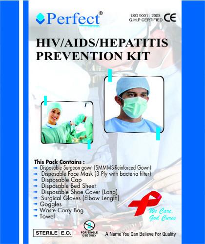 HIV/ADIS/Hepatitis prevention kit