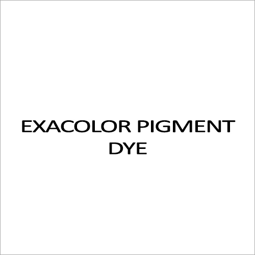 Pigment And Direct Dyes