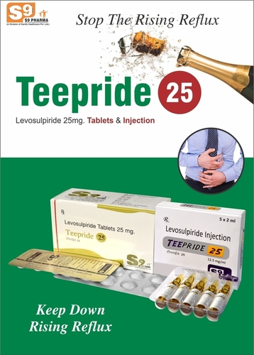 levosulpiride 25mg/2ml