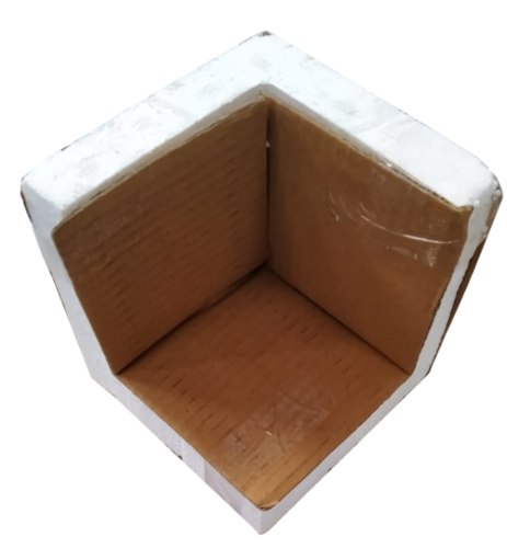Thermocol Packing with Corrugated
