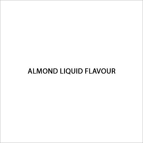 Almond Liquid Flavour