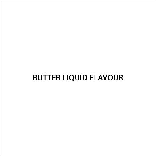 Butter Liquid Flavour