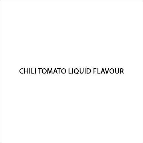 Chili Tomato Liquid Flavour