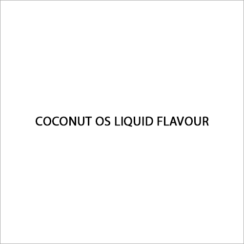 Coconut OS Liquid Flavour