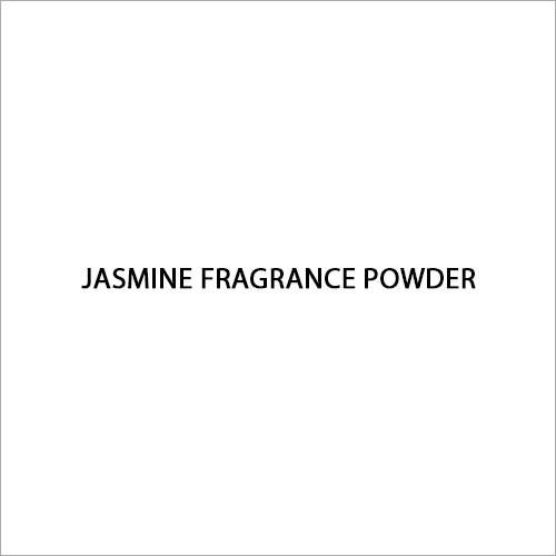 Jasmine Fragrance Powder