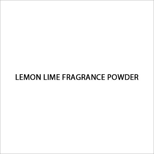 Lemon Lime Fragrance Powder