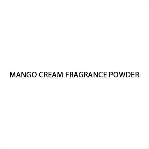 Mango Cream Fragrance Powder