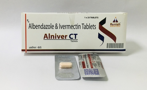ALBENDAZOLE & IVERMECTIN TABLETS