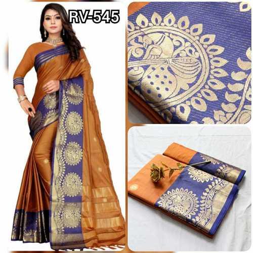 Designer Silk Saree Partywear