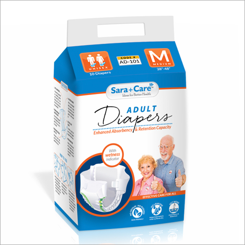 Adult Diaper And Underpads