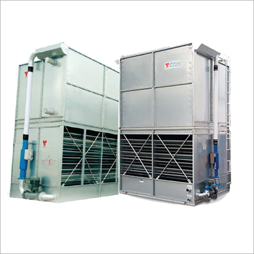 Evaporative Condenser and Cooling Tower