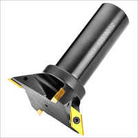 Indexable Dovetail Cutter