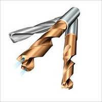 Through Coolant Carbide Drills