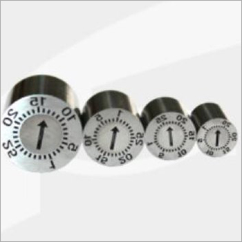 Calender Punches For Plastic Moulding Indusrties