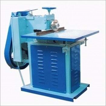 Semi-Automatic Sheet Metal Shearing Machine