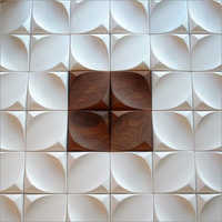 Digital 3D Wall Tiles