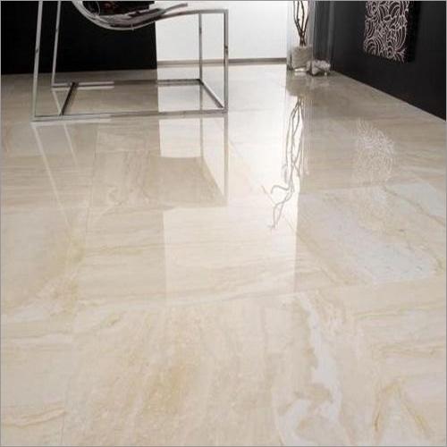 Pietra Ivory Polished Porcelain Floor Tiles