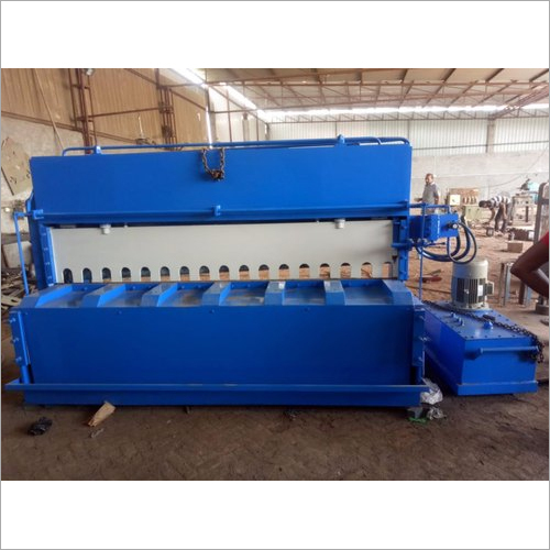 Automatic Hydraulic Shearing Machine in punjab