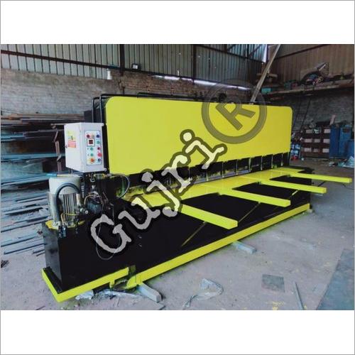 Metal Sheet Hydraulic Shearing Machine