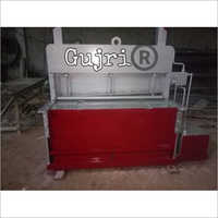 Semi Automatic Hydraulic Shearing Machine