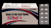 Folic Acid , Biotin Tab