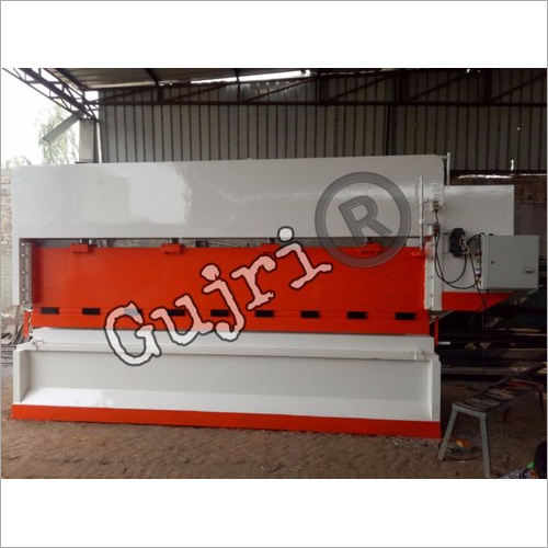 Pillar Type Hydraulic Sheet Bending Machine