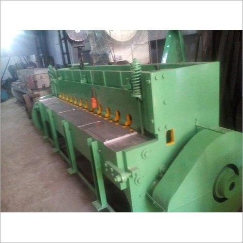 Industrial Undercrank Shearing Machine in india