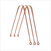 Copper Handle Tongue Cleaner