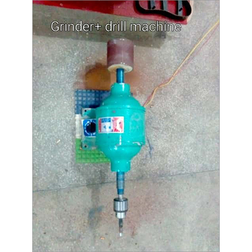 Slipper Grinder Drill Machine