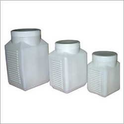 1700 ML HDPE SQUARE CONTAINER