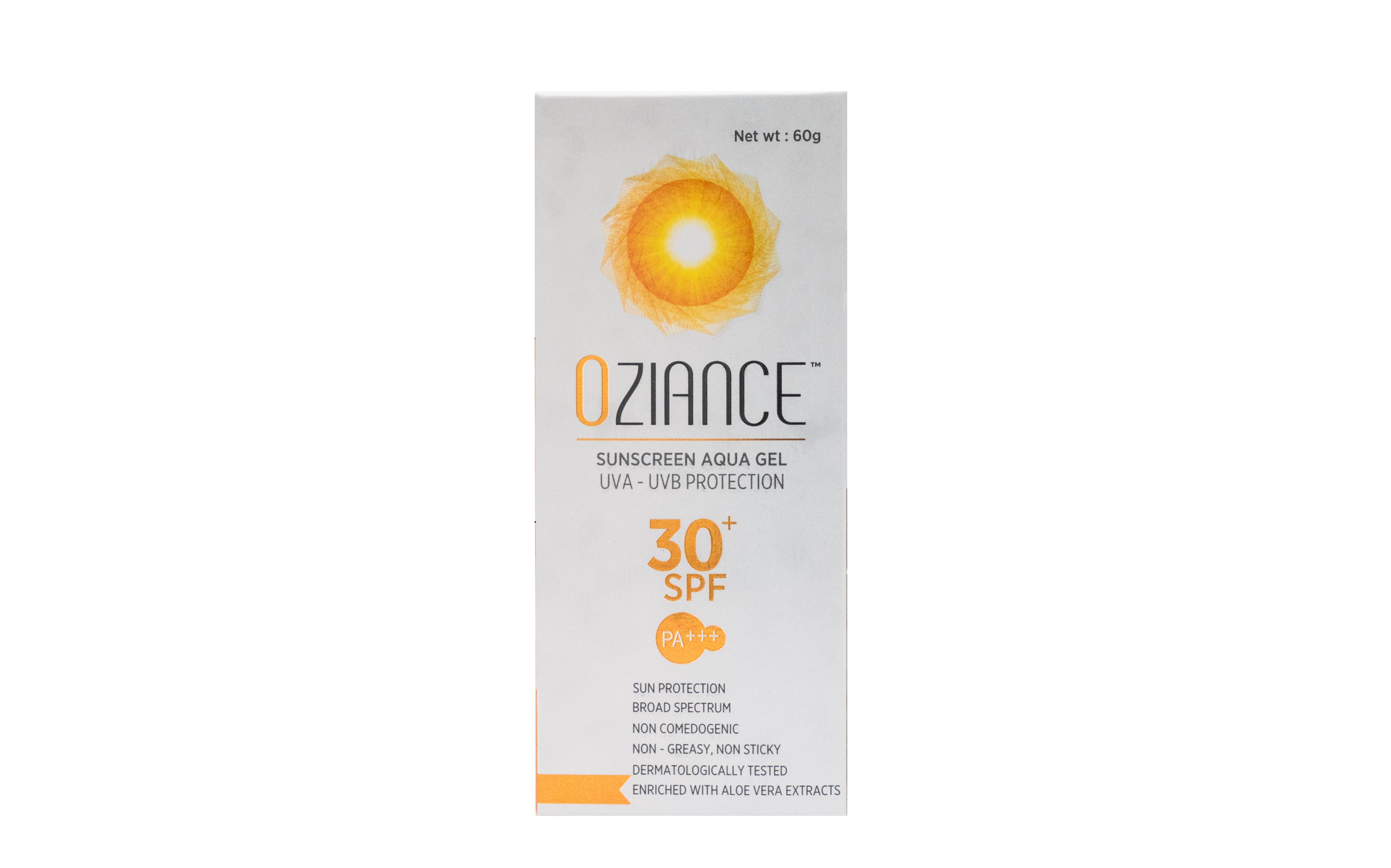 Sunscreen Gel