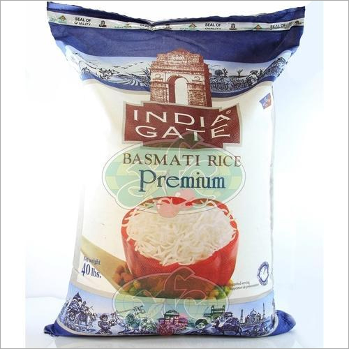 Basmati Rice Bag