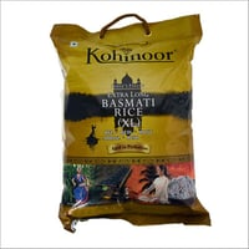 Printed Rice Bag