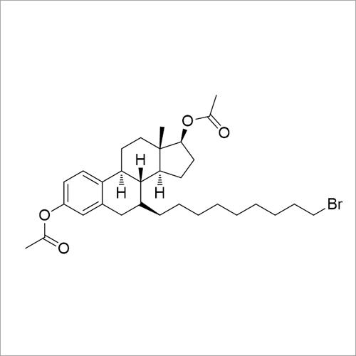 Fulvestrant Diacetyl Bromo Impurity