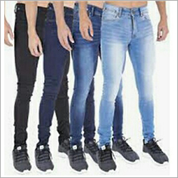 Skin Fit Denim Jeans