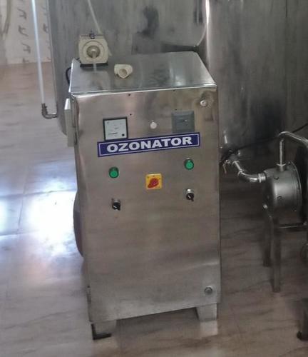 SS Ozonator