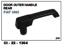Door Outer Handle Rear