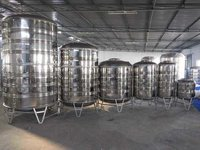 Stainless Steel Storge Tanks