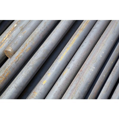 Bright Mild Steel Round Bar