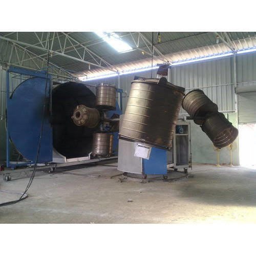 Rotational Molding Machine