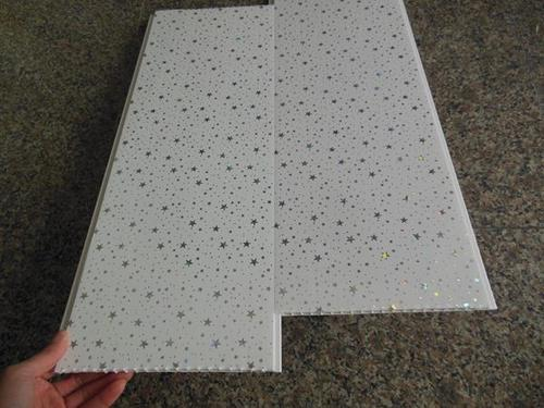 LONSTRONG Suspended Ceiling Sheets PVC material